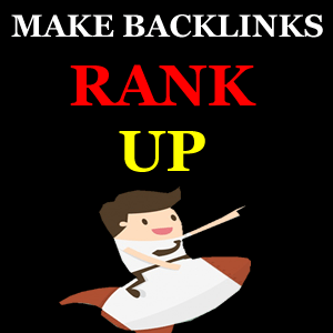 Make Backlinks to improve Google ranking